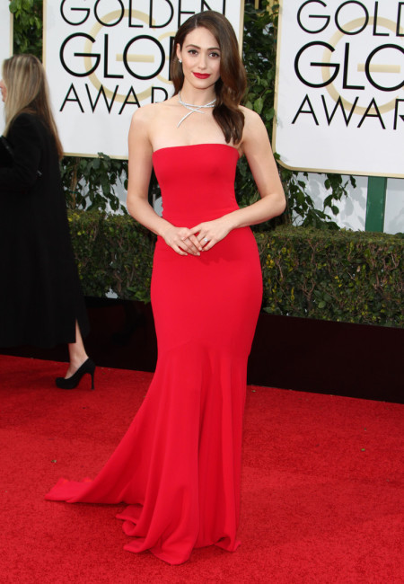 51943718 The 73rd Golden Globe Awards held at The Beverly Hilton Hotel in Beverly Hills, California on 1/10/16 The 73rd Golden Globe Awards held at The Beverly Hilton Hotel in Beverly Hills, California on 1/10/16 Emmy Rossum FameFlynet, Inc - Beverly Hills, CA, USA - +1 (310) 505-9876