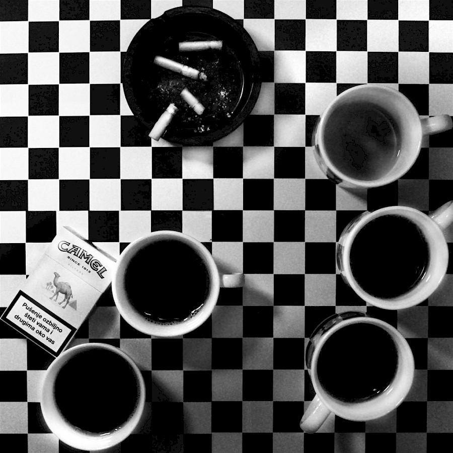 джармуш кофе и сигареты смотреть онлайн