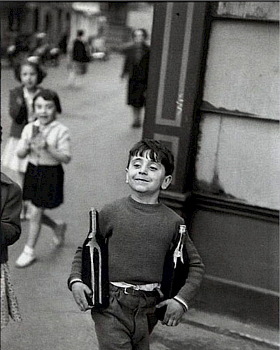 UNALTERABLE SYNONYM OF PHOTOGRAPHY – HENRI CARTIER-BRESSON