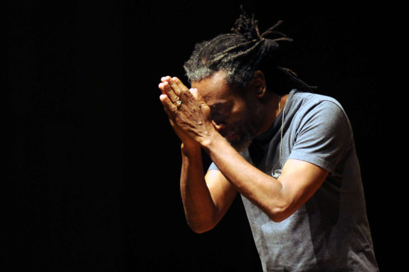 Bobby McFerrin Performs In Bologna