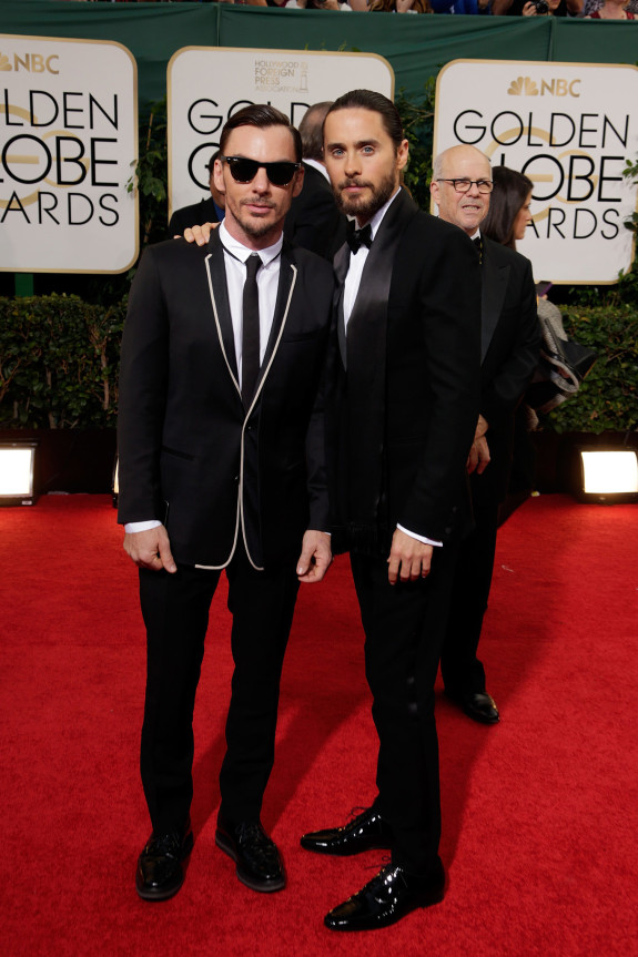 Jared-Leto-brought-his-brother-Shannon-his-date-Golden