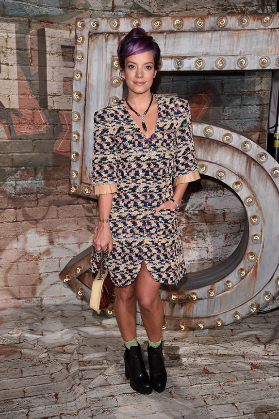 CHANEL Dinner Celebrating N°5 THE FILM By Baz Luhrmann - Arrivals