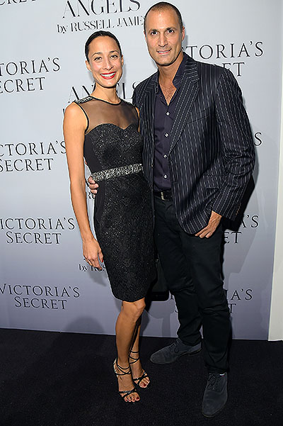 "Victoria's Secret Hosts Russell James' ""Angel"" Book Launch"